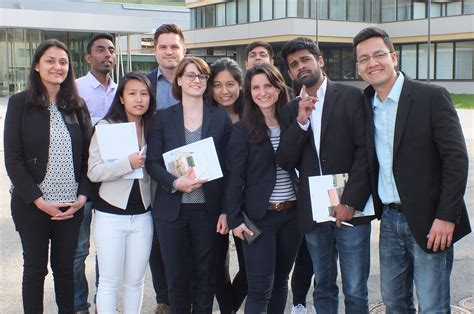 Crm Studies Mba Students by Hochschule Pforzheim Pforzheim Mba International Management