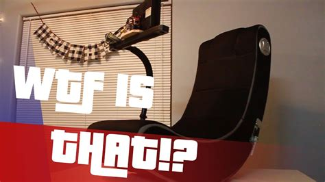 Make Your Own Gaming Chair by Diy Project The Ultimate Gaming Chair