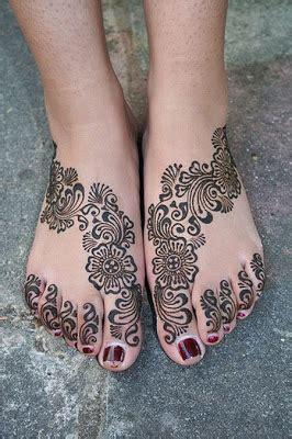 foto mehndi seni tato india paling spektakuler di dunia