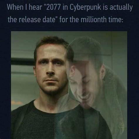 Cyberpunk 2077 Meme Template