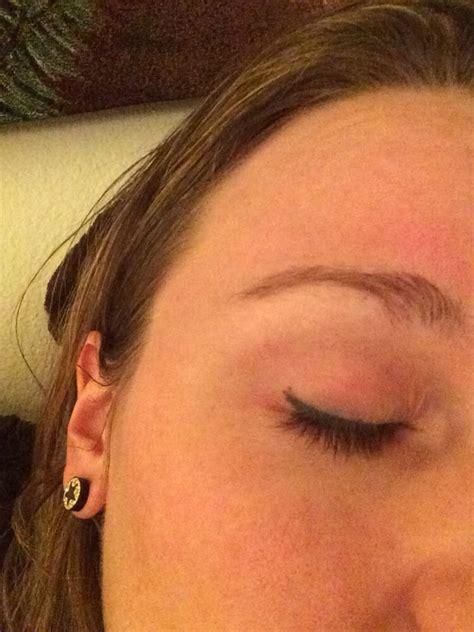 eyeliner tattoo yelp messed up eyeliner tattoo yelp