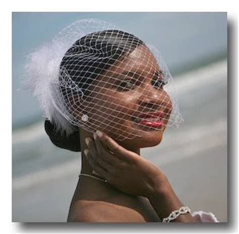 American Wedding Hairstyles With Birdcage Veil by American Wedding Hairstyles Hairdos Chignon