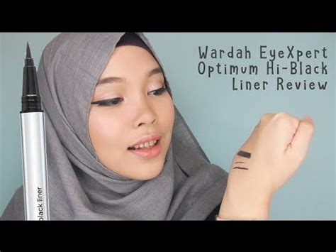 Harga Wardah Eyexpert Optimum Hi Black Liner harga wardah eyexpert eye optimum hi black liner murah