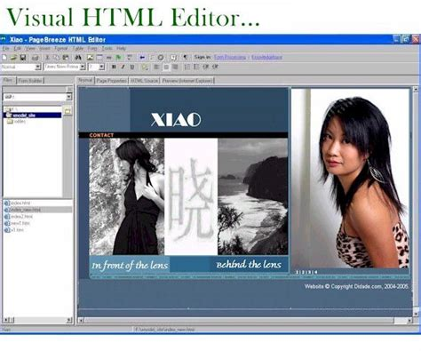 best free web page builder pagebreeze free html editor 5 0a 1 info freeware base de