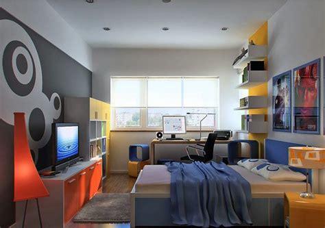 desain kamar yang kreatif memberikan nuansa kreatif pada interior kamar tidur