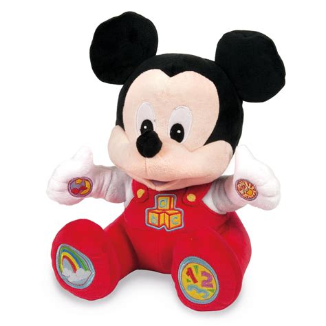 disney toys disney mickey mouse baby mickey talking soft 163 20 00 hamleys for toys and