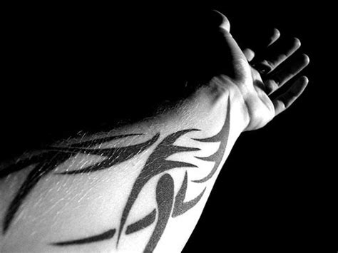 tribal wrist tattoos for guys 82 wrist for
