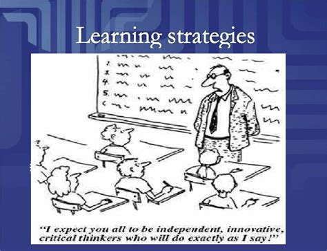 learning strategy template learning strategies