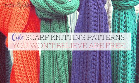 simple scarf knitting pattern easy knitting patterns that will help you learn new skills