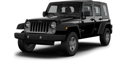 types of jeeps 2016 comparing jeep wrangler models sport and