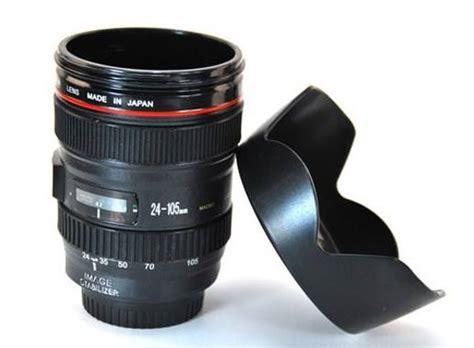 Murah Gelas Minum Bentuk Lensa Kamera gelas mug lensa kamera multifungsi dan unik berbentuk lensa kamera tokokomputer007