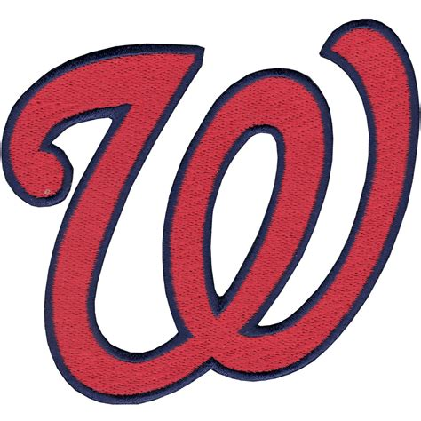 Christmas Home Decor Clearance washington nationals w hat logo patch red