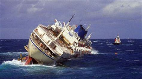 Sinking Ships At Sea disasters at sea why ships sink channel 4 info press