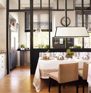 separate kitchen from living room ideas inspiraci 243 n una cocina incre 237 ble casa haus decoraci 243 n