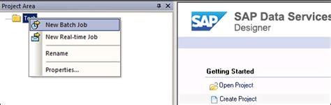 tutorialspoint batch sap bods etl flow in ds designer