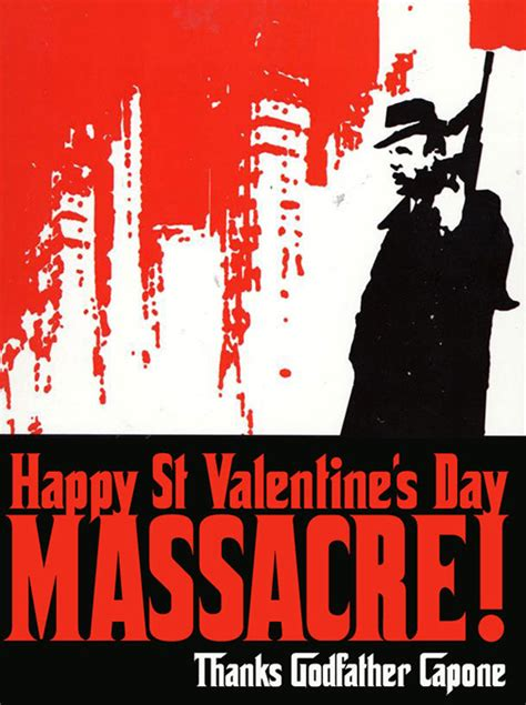 chicago valentines day s day chicago style 1929 by techgnotic on