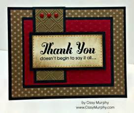 supplies used are stampin up soft suede cardstock and