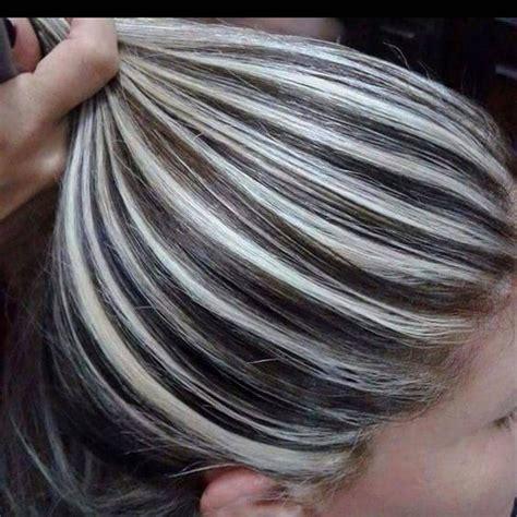 como hacer mechas color cobres en cabellos teidos de mechas de colores para rubias y morenas fotos ideas y