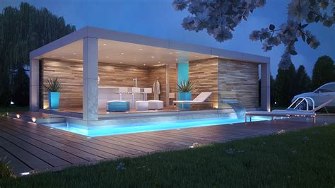 swimming pool house plans home cube pool house home cube