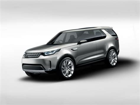 land rover discovery concept land rover discovery vision concept 2014 reviews land
