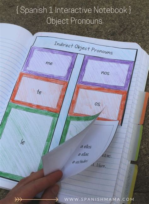 c section in spanish 1000 images about spanish interactive notebooks on
