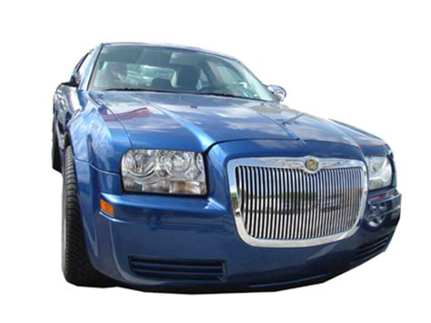Custom Chrysler 300 Accessories by Chrysler 300 Accessories Chrysler 300 Grills Iced Out