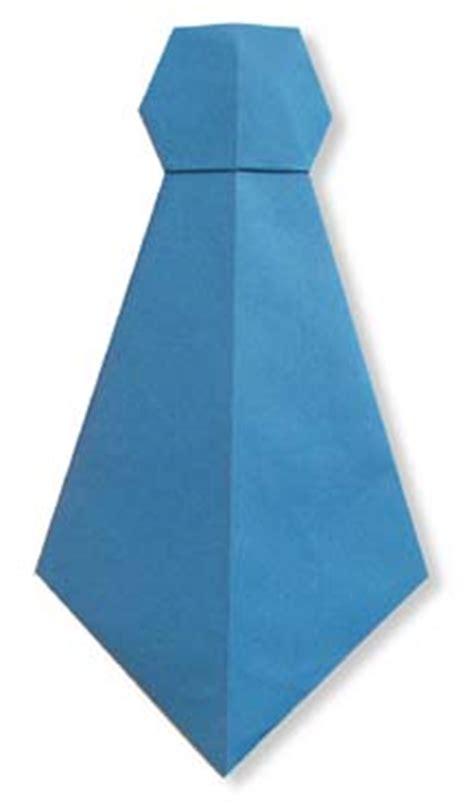 Necktie Origami - accessories origami necktie paper origami guide