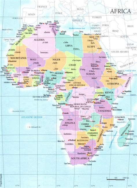 lafrica mappa cartina dell africa cartine quotes