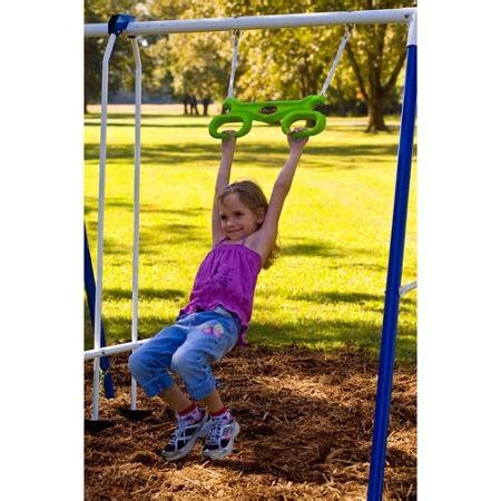 flexible flyer fantastic playground metal swing set flexible flyer fantastic playground metal swing set