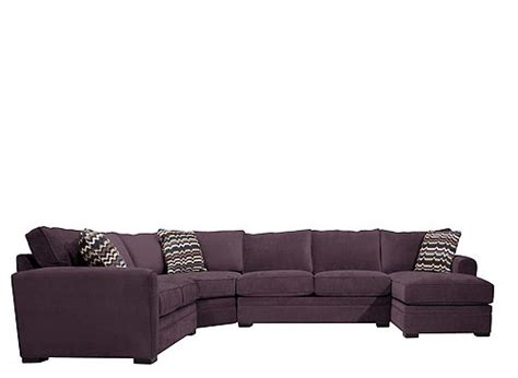 artemis ii 4 pc microfiber sectional sofa w sleeper artemis ii 4 pc microfiber sectional sofa