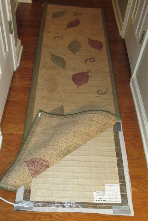heated rug pad carpet heating pads carpet ideas