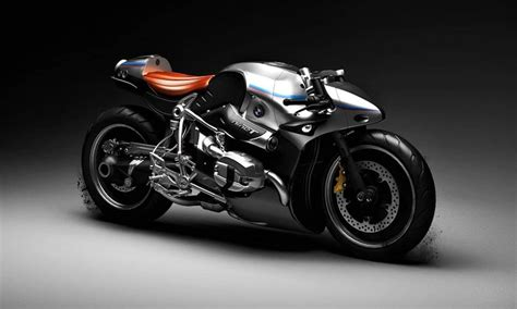 bmw  ninet aurora concept motorcycle tractionlifecom