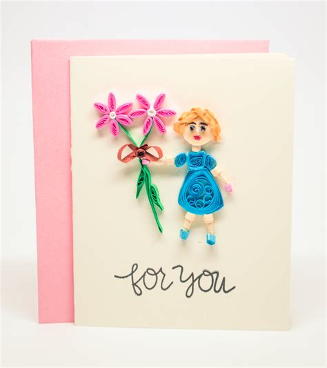 Craft Handmade Cards - handmade quilled birthday cards ideas craft gift ideas