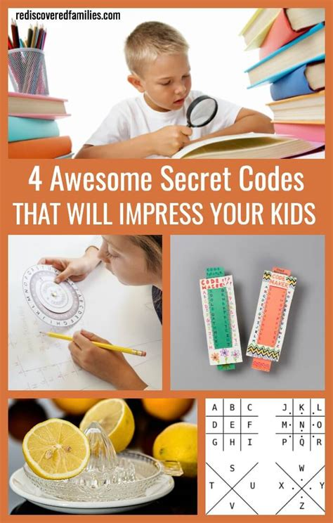 secret hints 4 awesome secret codes that will impress your