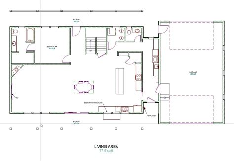 main floor plans crookston designs plan 13048 00