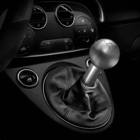 Pomello Cambio Fiat 500 Pomello Cambio E Gambo Competizione Originale Abarth 500