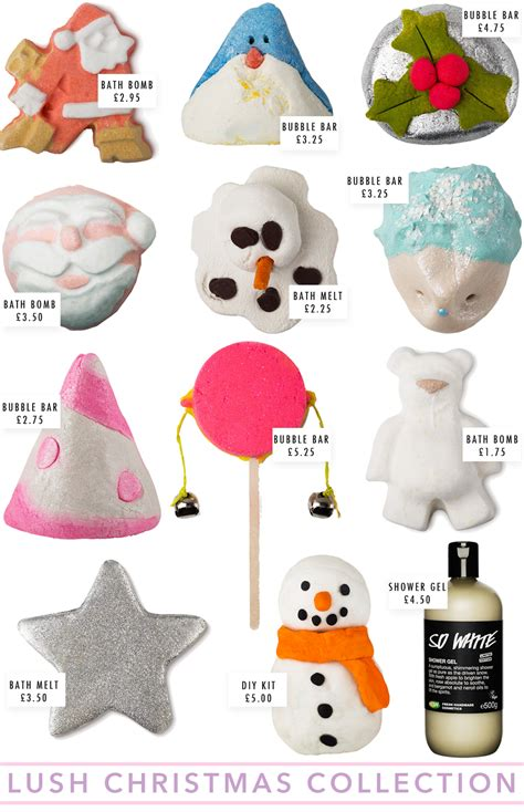 lush christmas collection 2014 temporary secretary uk