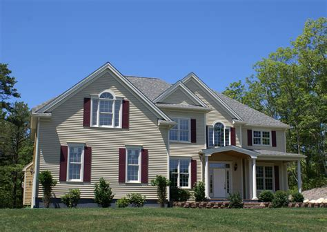 houses with vinyl siding vinyl siding offer best stl house siding company trusted