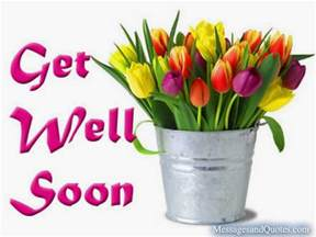 get well soon messages and quotes for speedy recovery