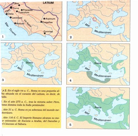 imagenes historicas de roma historia de roma