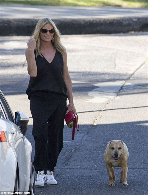 Carefree Today kruger looks carefree during a low key stroll with