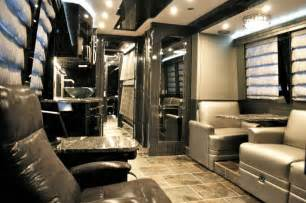 tour interior buses and coaches on