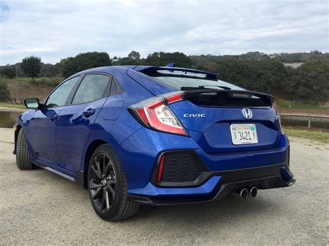 With Hatch by Drive The 2017 Civic Hatchback Has That Honda Magic