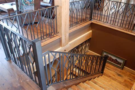 Kitchen Cabinet Calgary stone wood amp steel interior railing contemporary