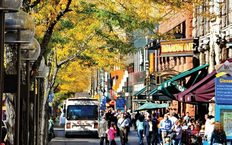 best towns in america america s best cities for fall travel travel leisure