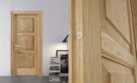 porte interne in legno massello prezzi porte per interni in legno porte per interni