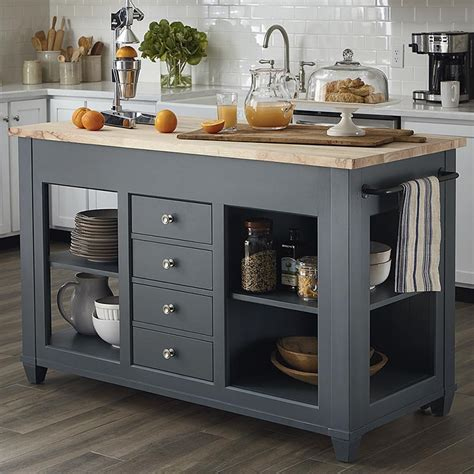 Custom Dining Kitchen Island Bassett Home Furnishings