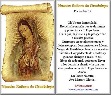 imagenes virgen de guadalupe con oracion 174 blog cat 243 lico gotitas espirituales 174 oraci 211 n a la