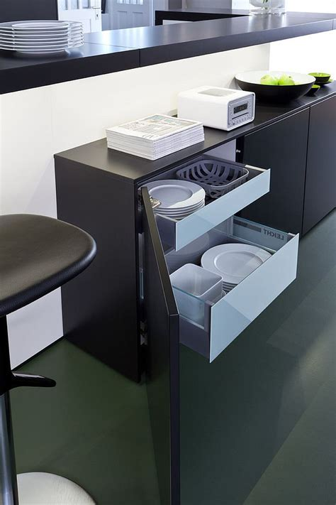 contemporary kitchen storage modern space saving kitchen storage and shelving ideas