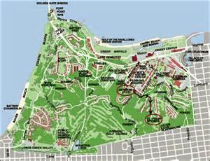 presidio map presidio web